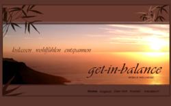 get-in-balance Ailin Wachtel + Anett Flagel GbR