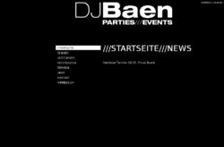 DJ Baen
