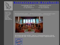 Bestattungen Burghardt