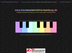 Klavierunterricht in Hamburg Eimsbüttel bei Anna Alenitsyna-Herber
