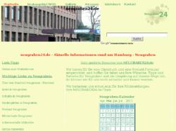 Stadtteilseite mit Tipps und Veranstaltungen rund um Neugraben
