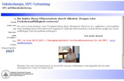 MPU-undFührerschein-Fachberatung Bernd P. Lange