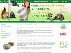 Mobile Katzenbetreuung Stephanie Wieczorek