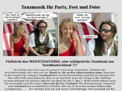 Westcoast Trio - Liveband aus Hamburg