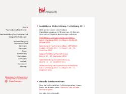 ISI - Institut für Soziale Interaktion