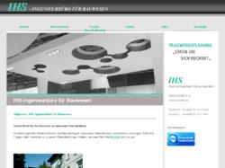 IHS- Ingenieurbüro für Bauwesen
