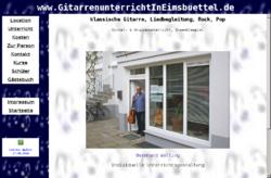 Gitarrenunterricht in Eimsbüttel
