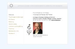 Psychologische Astrologie Beratung und Ausbildung