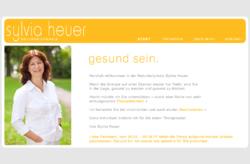 Naturheilpraxis Sylvia Heuer - Heilpraktikerin in Hamburg