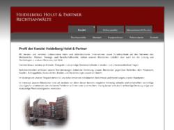 Rechtsanwälte Heidelberg Holst & Partner