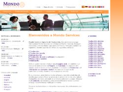 Mondo Services Übersetzungsagentur