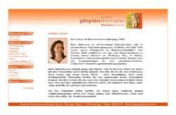 Praxis für Physiotherapie B. Lorenz