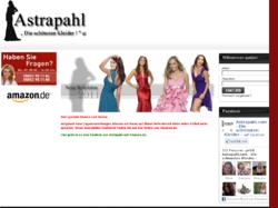 Astrapahl Business- und Abendmoden
