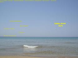 Reisen in Insel Korfu Griechenland