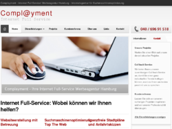 Complayment Internetservice