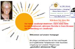 Ambulante Krankenpflege und Altenpflege Renate Reichert-Scharifi