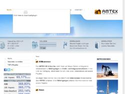 AMTEX Investment in Erdöl und Erdgas