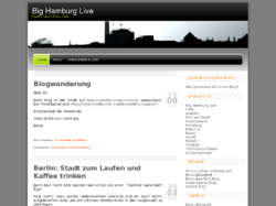 Videoblog über Hamburg