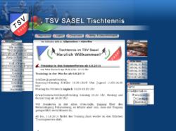 Tischtennis im TSV Sasel