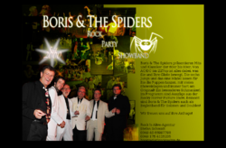 Boris & the Spiders