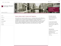 HCC Hansetrust Capital Consult GmbH
