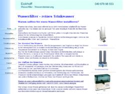 Eickhoff Wasserfilter