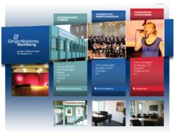 SängerAkademie Hamburg - Private Fachakademie für Jedermann