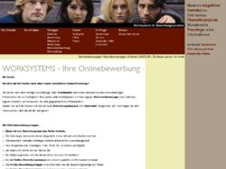 Worksystems - Neue Möglichkeiten
