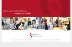 Hamburger Gesundheitshilfe e.V.  Hauptgeschäftsstelle
