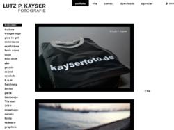 Lutz P. Kayser <> Fotografie