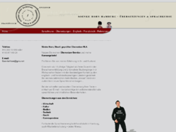 Staatl. gepr. Übersetzer/Übersetzungsbüro