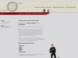 Sprachdozent/Fremdsprachentrainer
