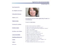 Agentur für Unternehmenskontakte, Dipl. Ing. Martina Bloch