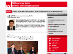 SPD Distrikt Wilhelmsburg West