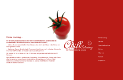 Chill-catering, der homecooking service
