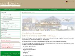 GMS Hansa AG