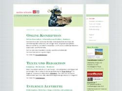 Konzept und Text für Print und Web