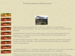 Ferienwohnung Kirchwerder an der Elbe, Hamburg