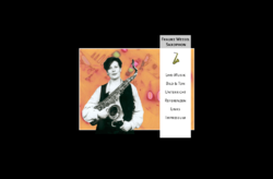 Frauke Wessel, Saxophonistin, Jazz Hamburg, Bands und Solosaxophon