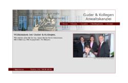 Detlef Guder Rechtsanwalt Fachanwalt