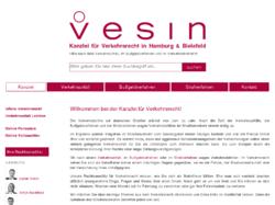 Kanzlei für Verkehrsrecht/ Hamburg - Rechtsanwalt Dipl.-Jur. Lazar Vesin