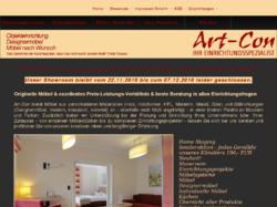 Art-Con * Artur Pencak Ihr Einrichtungsspezialist
