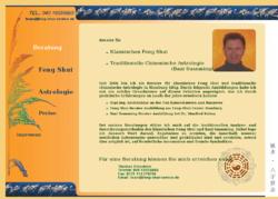Feng Shui Service
