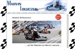 Marvin Lewczuk - Kartrennfahrer
