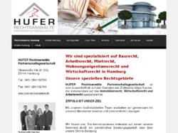 HUFER Rechtsanwälte Partnerschaftsgesellschaft