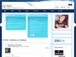DJ t0b1 - Hardstyle und Hardcore DJ aus Hamburg