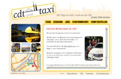 CDT GmbH Taxibetrieb