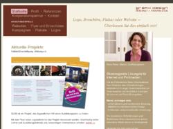 Doris Peiter - Internet und Printdesign