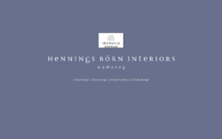 Hennings Börn Interiors