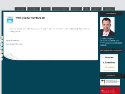Blog für Hamburg